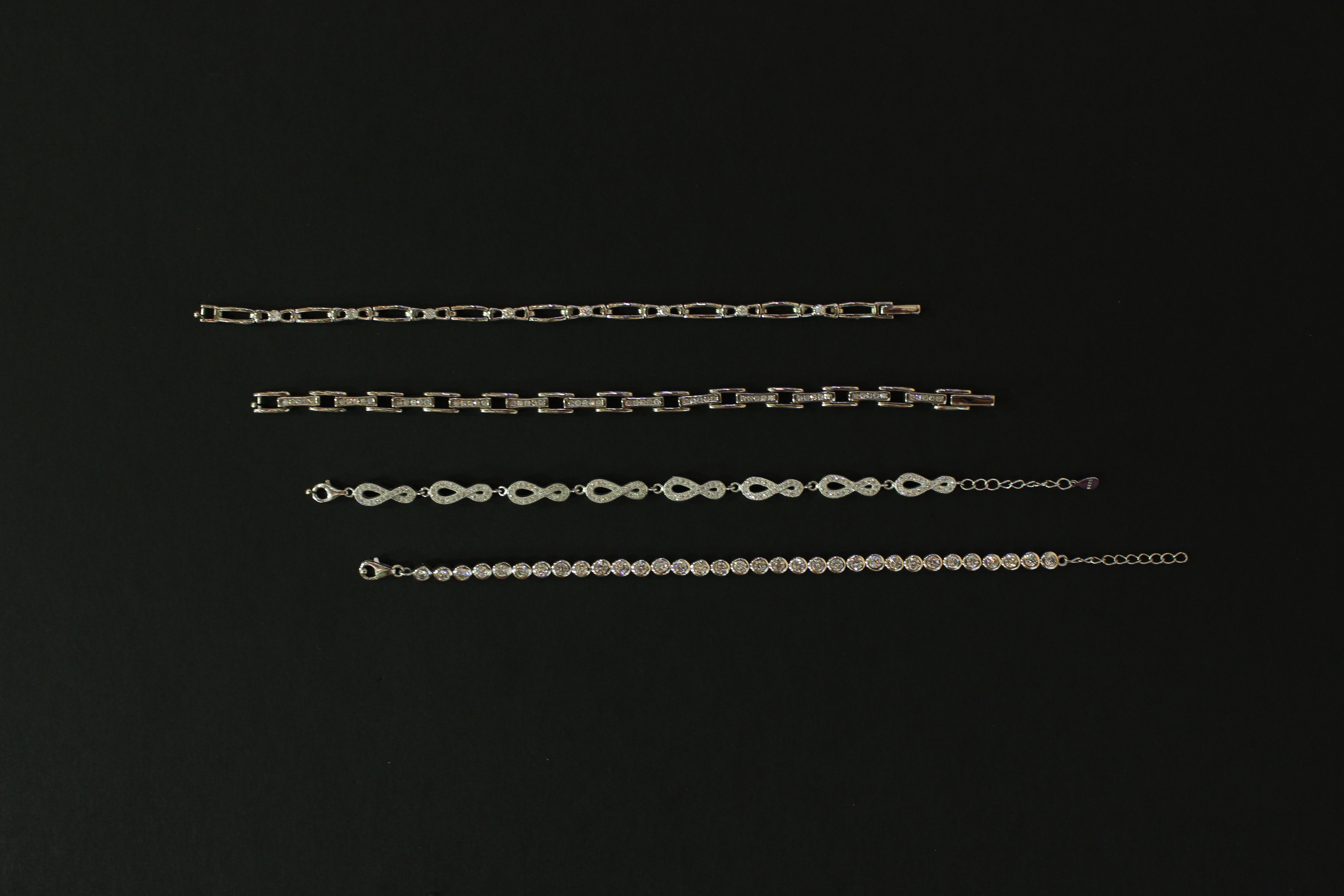 Pulseras novia plata plateria detalles alcala de henares