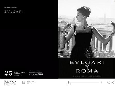 Exposición Bulgari y Roma