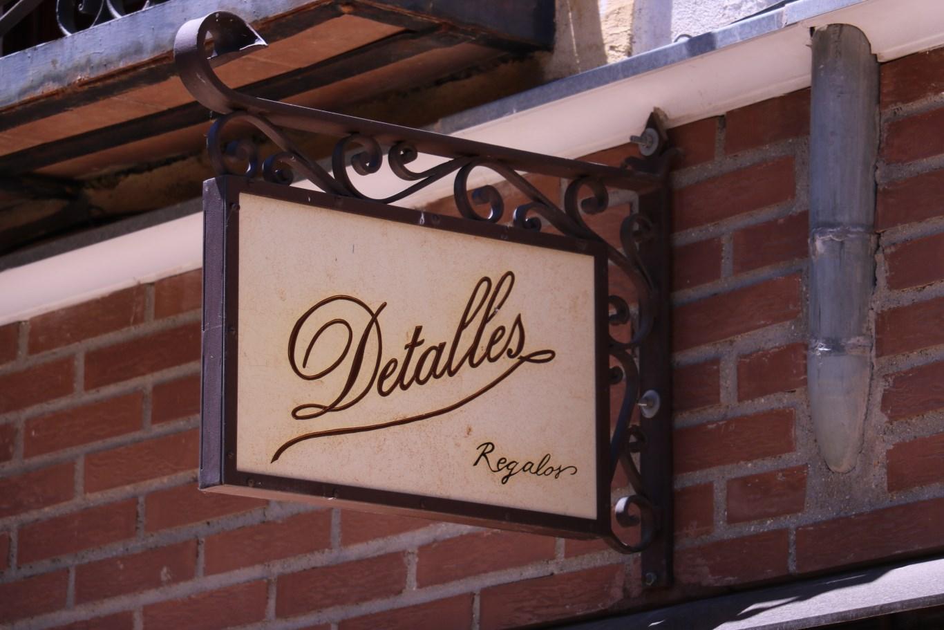Reportaje sobre Detalles en Dream! Alcalá