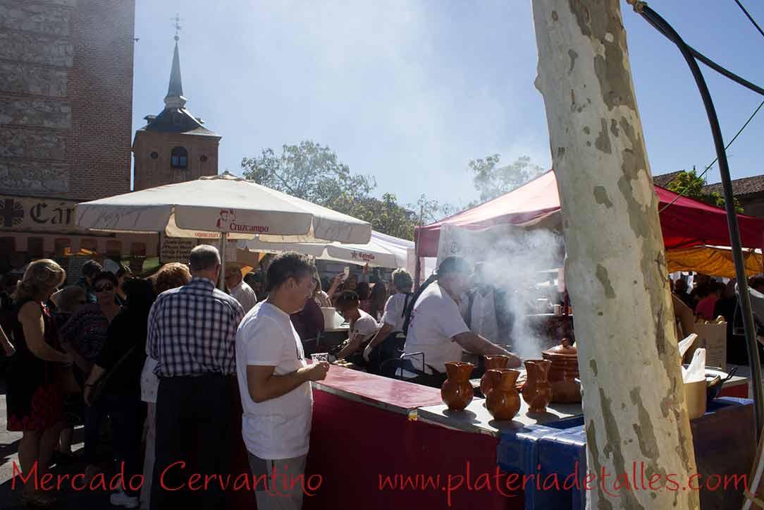 comer mercado cervantes alcala
