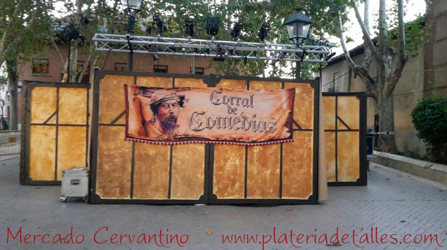 teatro alcala de henares mercado